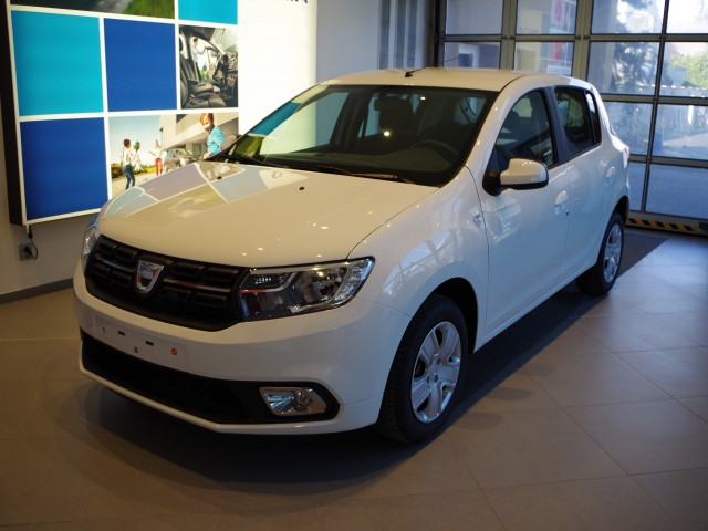 dacia sandero operativn leasing operatio. Black Bedroom Furniture Sets. Home Design Ideas